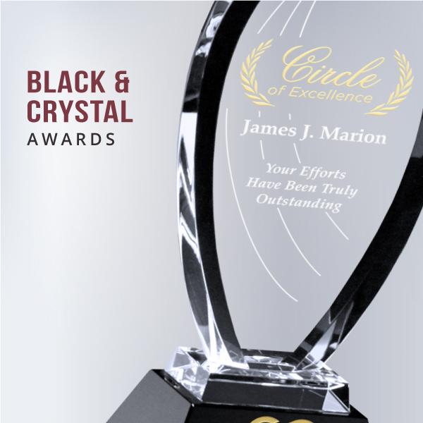 Black & Crystal Awards
