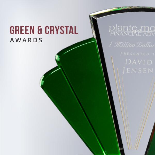 Green & Crystal Awards