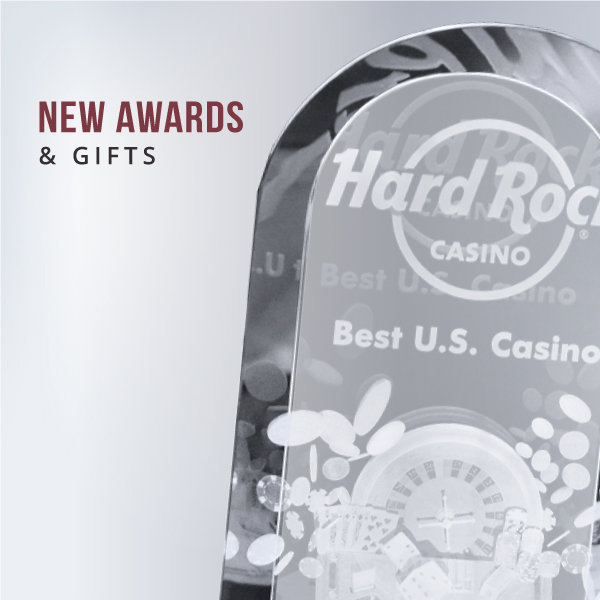 NEW AWARDS & GIFTS