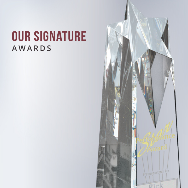 Our Signature Awards