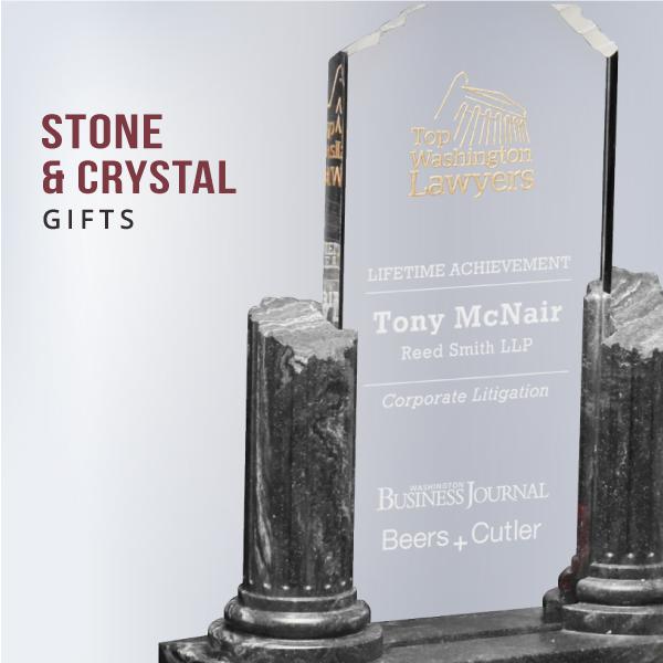 Stone & Crystal Awards