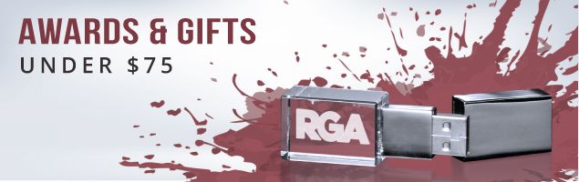 Awards and Gifts Under $75