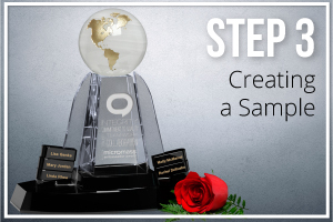 Custom Awards Step Three