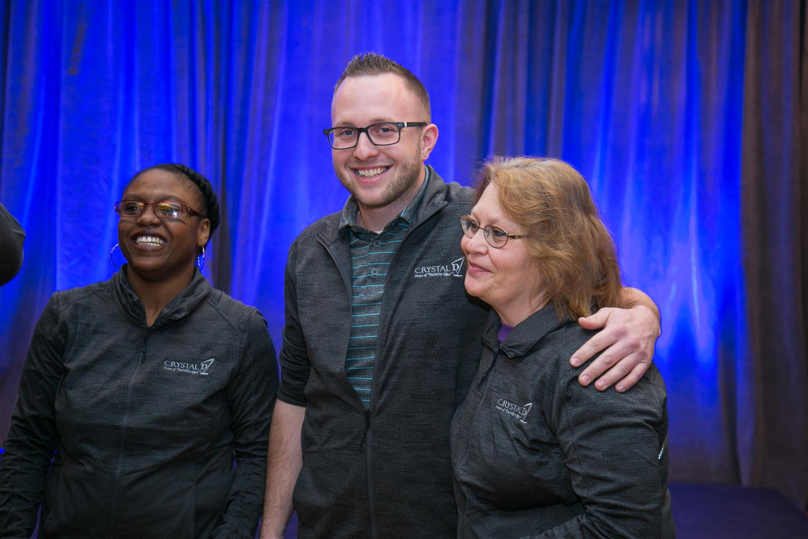 Tawuna , Derek & Darlene (Large)