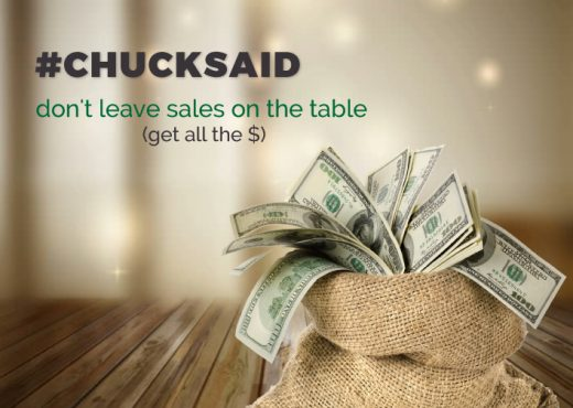 Sales-on-the-Table
