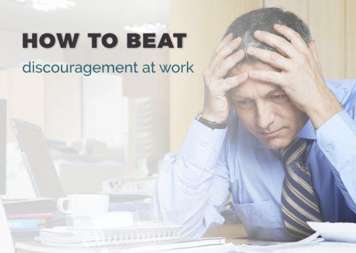 Beat Discouragement