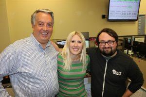 David, Liz, and Eric