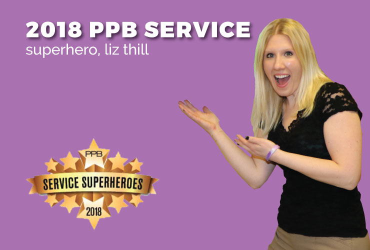 Liz PPB Service Superhero