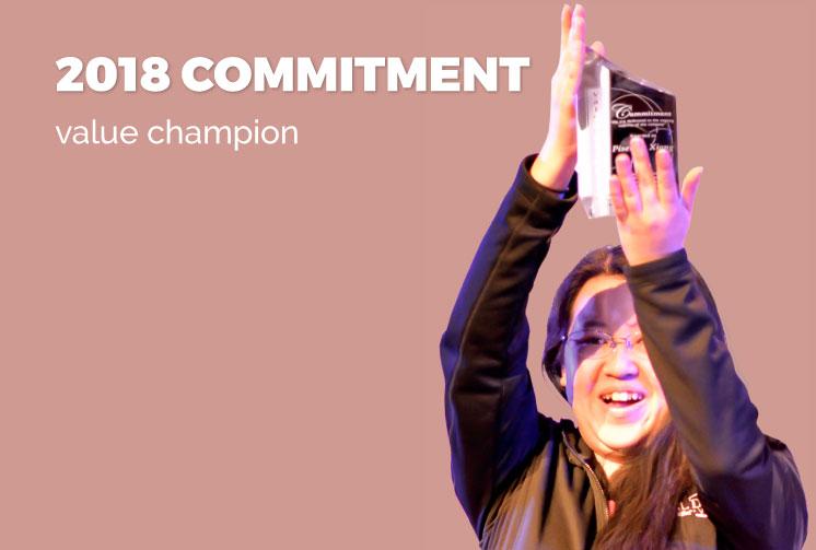 Pisenny, Commitment