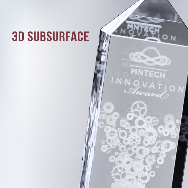 3D Subsurface