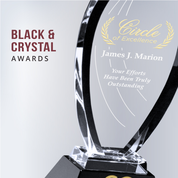 Black & Crystal Awards