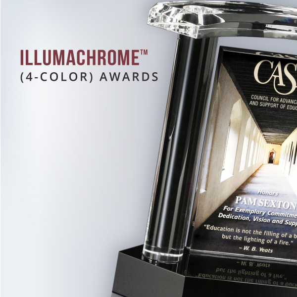 Illumachrome™ (4-color) Awards