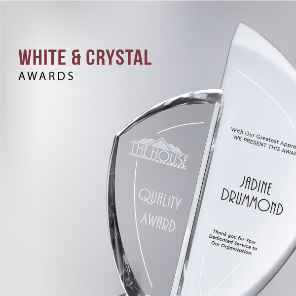 White & Crystal Gallery