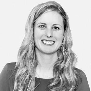 Bridget, Executive Vice President of Marketing