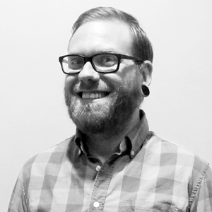 Travis, Special Projects Manager