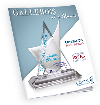 Galleries at a Glance Catalog Cover