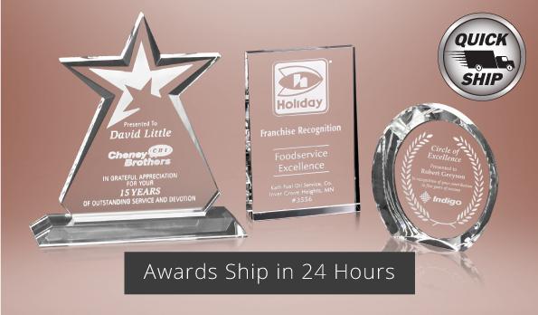 Quick Ship Awards & Gifts